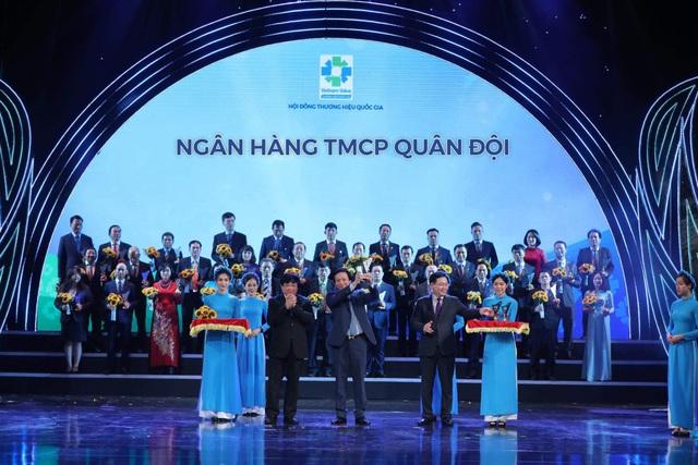 MB được vinh danh ngân hàng tiêu biểu về tín dụng xanh và Ngân hàng đồng hành cùng doanh nghiệp SME - Ảnh 2.