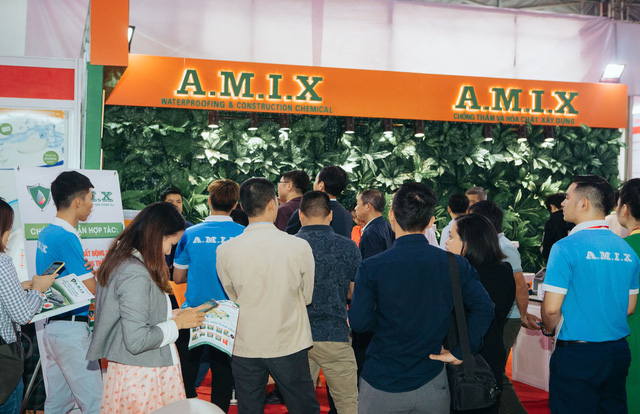 Chống thấm Amix - giải pháp tiết kiệm cho chủ đầu tư hậu Covid-19 - Ảnh 3.
