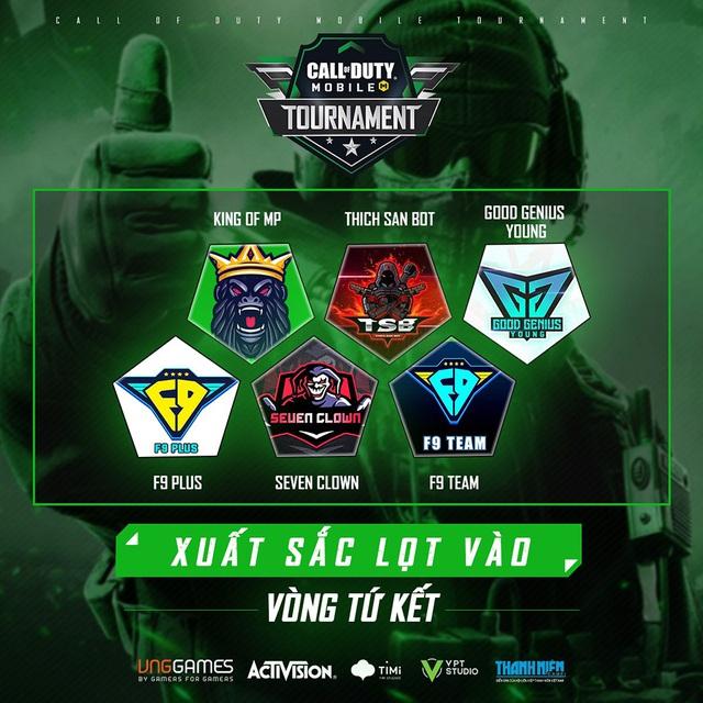 Gặp gỡ 02 đội tuyển khách mời danh dự của giải đấu Call of Duty Mobile Tournament Photo-2-16064518311831422601290