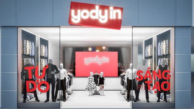 YODY đạt mốc 100 cửa hàng và ra mắt showroom thời trang lớn bậc nhất Đông Nam Á - Ảnh 2.
