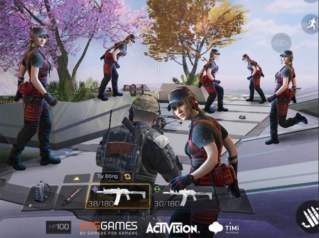 Call of Duty: Mobile VN - Những nhân vật huyền thoại trong Going Dark - Ảnh 3.