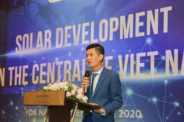 Hội thảo Phát triển Năng lượng mặt trời miền Trung thu hút sự chú ý của chuyên gia cùng ngành - Ảnh 3.