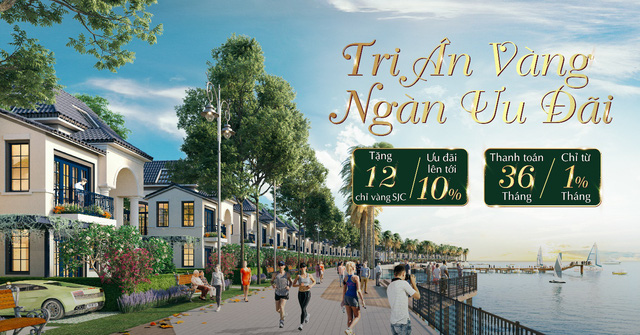 Ha Tien Venice Villas tung chính sách bán hàng hấp dẫn cho phân khu mặt tiền biển đẹp nhất dự án - Ảnh 3.