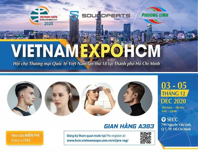 Phương Linh JSC là nhà phân phối độc quyền sản phẩm SoundPEATS tại Việt Nam - Ảnh 5.