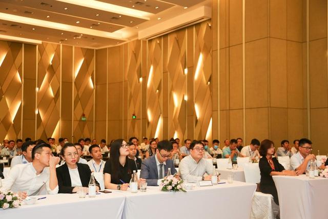 Hội thảo Phát triển Năng lượng mặt trời miền Trung thu hút sự chú ý của chuyên gia cùng ngành - Ảnh 4.