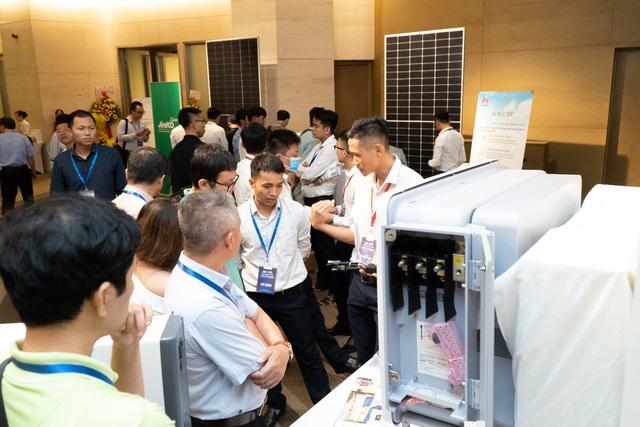 Hội thảo Phát triển Năng lượng mặt trời miền Trung thu hút sự chú ý của chuyên gia cùng ngành - Ảnh 5.