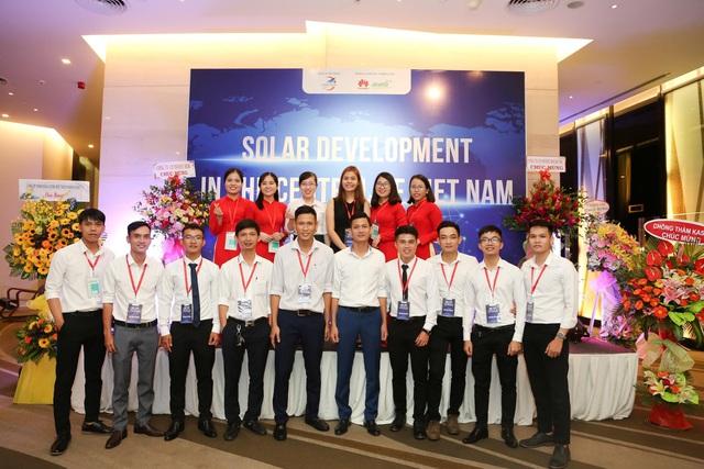 Hội thảo Phát triển Năng lượng mặt trời miền Trung thu hút sự chú ý của chuyên gia cùng ngành - Ảnh 6.