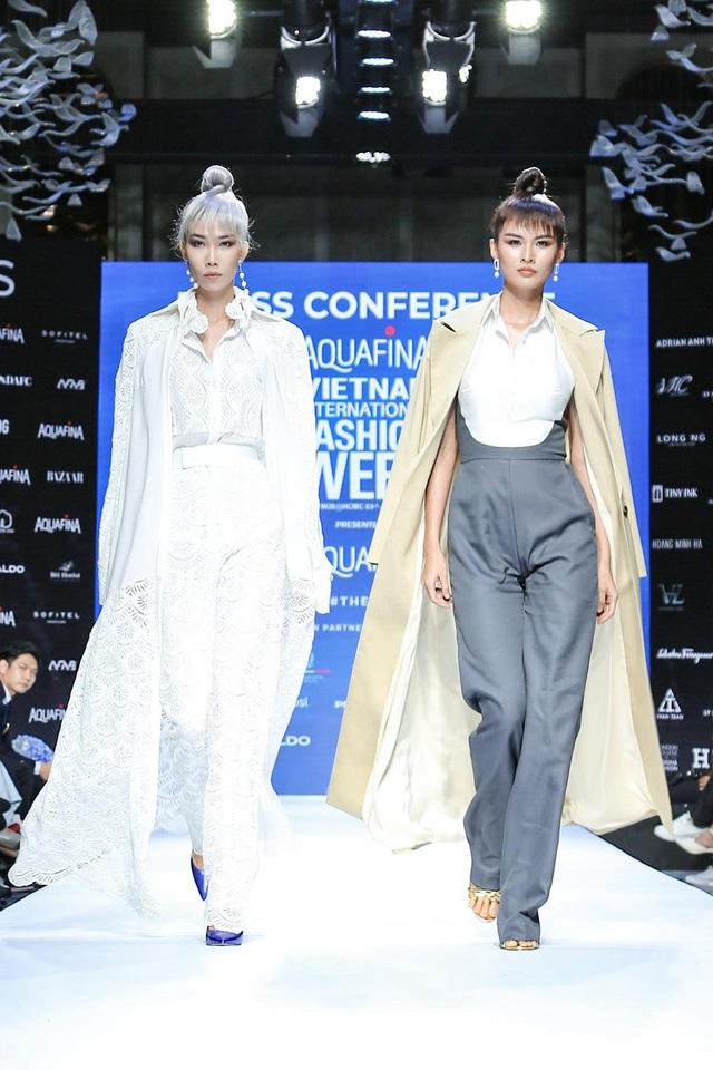"""Trước giờ G hé lộ những thiết kế gợi cảm của NTK Đỗ Long, MR CRAZY & LADY SEXY chắc chắn sẽ """"đốt cháy"""" sàn diễn Aquafina Vietnam International Fashion Week 2020 - ảnh 9"""