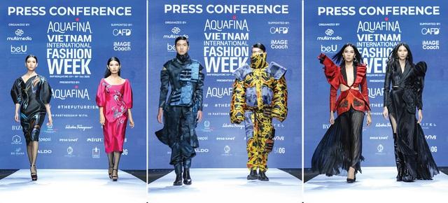 """Trước giờ G hé lộ những thiết kế gợi cảm của NTK Đỗ Long, MR CRAZY & LADY SEXY chắc chắn sẽ """"đốt cháy"""" sàn diễn Aquafina Vietnam International Fashion Week 2020 - ảnh 10"""