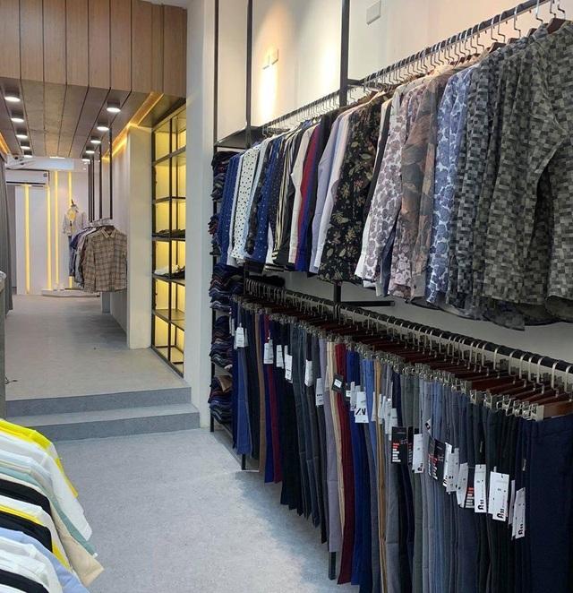 A25 Menswear - Địa chỉ mua sắm tin cậy của tín đồ thời trang Hà thành - Ảnh 4.