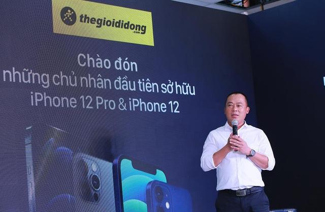 Ngày mở bán iPhone 12 tại Thế Giới Di Động: Đông nghịt khách từ online đến offline - Ảnh 3.