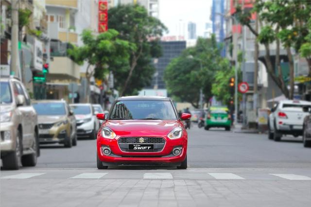 Suzuki Swift – hatchback thời trang mang thiết kế châu Âu - Ảnh 3.