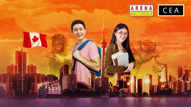 Cùng Arena vươn ra thế giới: Cơ hội vàng cho học sinh Việt - ảnh 1