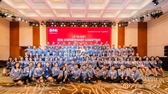 BNI khu vực Hồ Chí Minh ra mắt Diamond Chapter - Ownership - Ảnh 1.