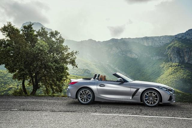 BMW Z4 dự kiến về Việt Nam đầu tháng 11 - Ảnh 2.