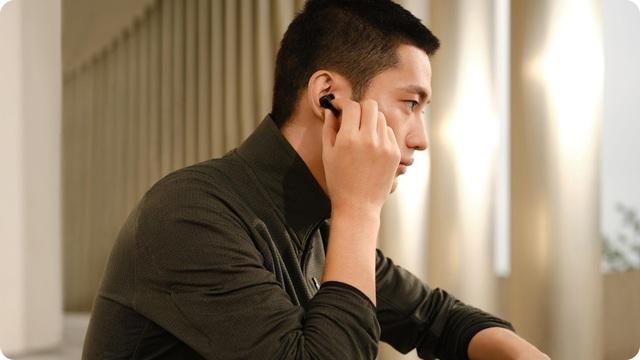 """Huawei Free Buds Pro: Đỉnh cao thiết bị âm thanh với công nghệ chống ồn """"xịn sò"""" - Ảnh 3."""