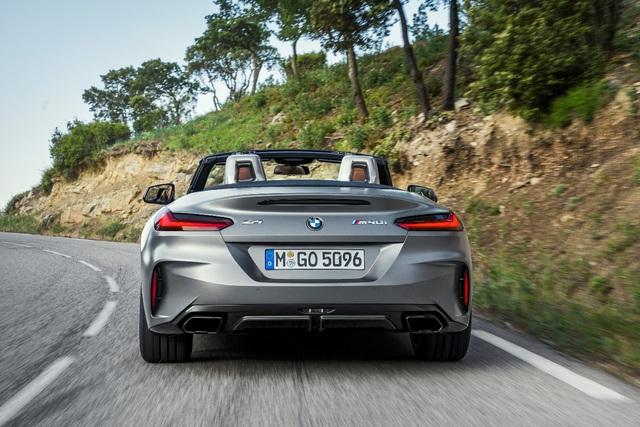 BMW Z4 dự kiến về Việt Nam đầu tháng 11 - Ảnh 3.