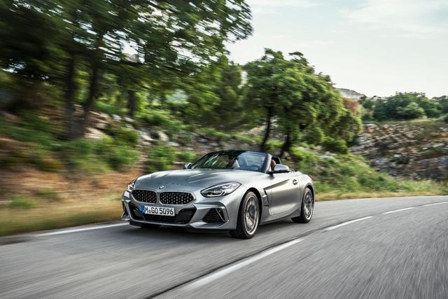 BMW Z4 dự kiến về Việt Nam đầu tháng 11 - Ảnh 4.