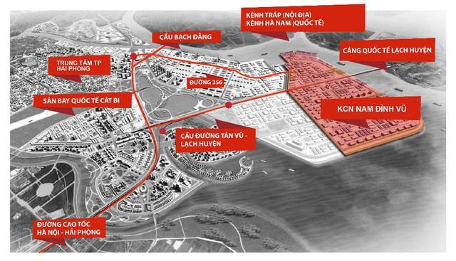 An toàn trước COVID – 19: Hải Phòng là điểm sáng trên bản đồ BĐS Công nghiệp Việt Nam - Ảnh 1.