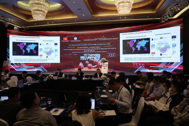 Huawei chia sẻ cách bảo vệ các thành phố thông minh sử dụng nền tảng IoT - Ảnh 1.