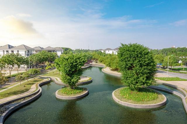 Hado Charm Villas – điểm nhấn của thị trường bất động sản phía tây Hà Nội - Ảnh 1.