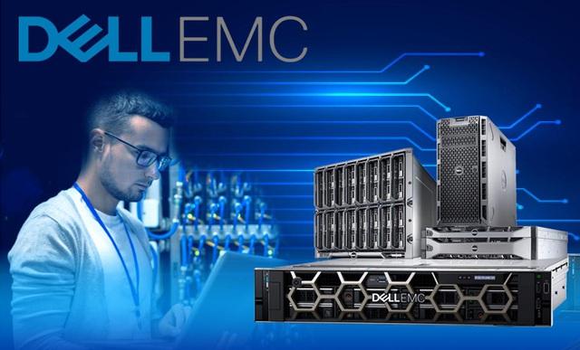 Dell EMC – thương hiệu sản phẩm máy chủ chính hãng được ưa chuộng hàng đầu tại Việt Nam - Ảnh 1.