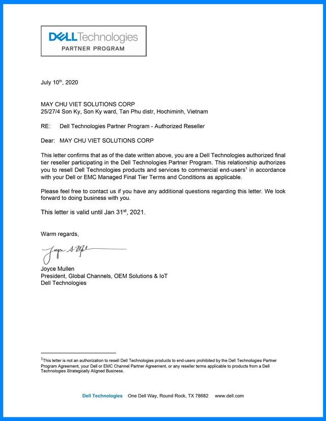 Dell EMC – thương hiệu sản phẩm máy chủ chính hãng được ưa chuộng hàng đầu tại Việt Nam - Ảnh 3.