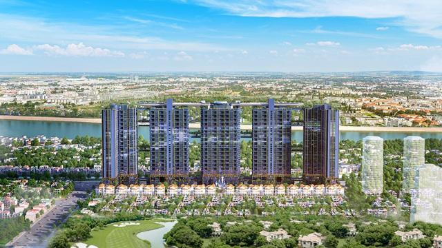 """Gia đình thành đạt tại Hà Nội mong muốn sống ở """"phố mới"""" - Ảnh 1."""
