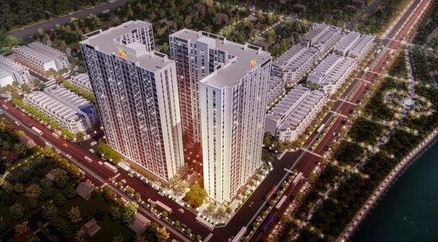 Hanhomes Blue Star: Gần 500 căn hộ tòa S2 có chủ sở hữu chỉ sau 1 tháng - Ảnh 1.