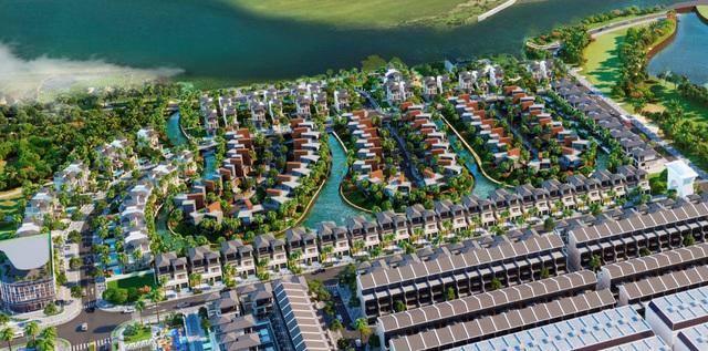 Đất Xanh Miền Trung tung chính sách giá đất nền và nhà ở hấp dẫn cuối năm - Ảnh 1.