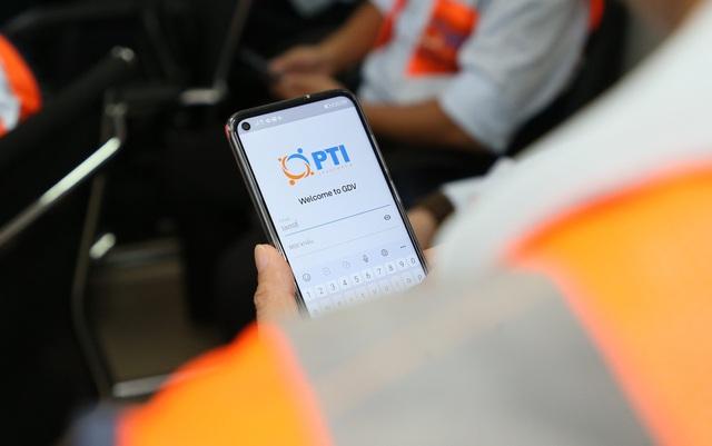 PTI ra mắt ứng dụng điện thoại PTI – Giám định viên - Ảnh 2.