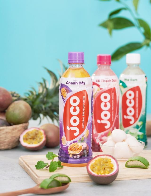 UNIBEN tự tin định nghĩa lại ngành nước trái cây với JOCO vị ngon sáng tạo - Ảnh 4.