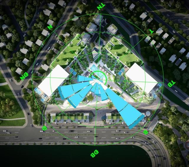 Tập đoàn thiết kế hàng đầu Dubai thiết kế tháp xanh biểu tượng Ecopark - Ảnh 9.