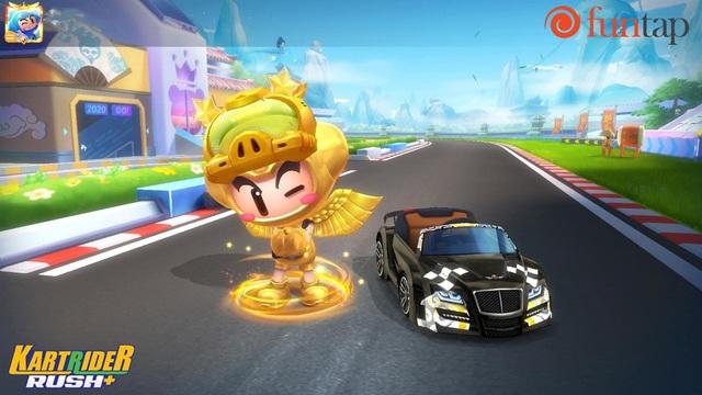 KartRider Rush+ - game bom tấn đua xe được mong chờ nhất 2020 chính thức ra mắt - Ảnh 11.