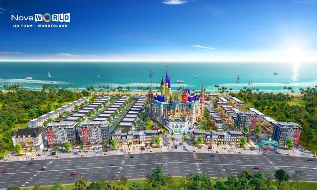 Tổng đại lý AZ Property Group đạt được thành công lớn tại Hồ Tràm - Ảnh 2.