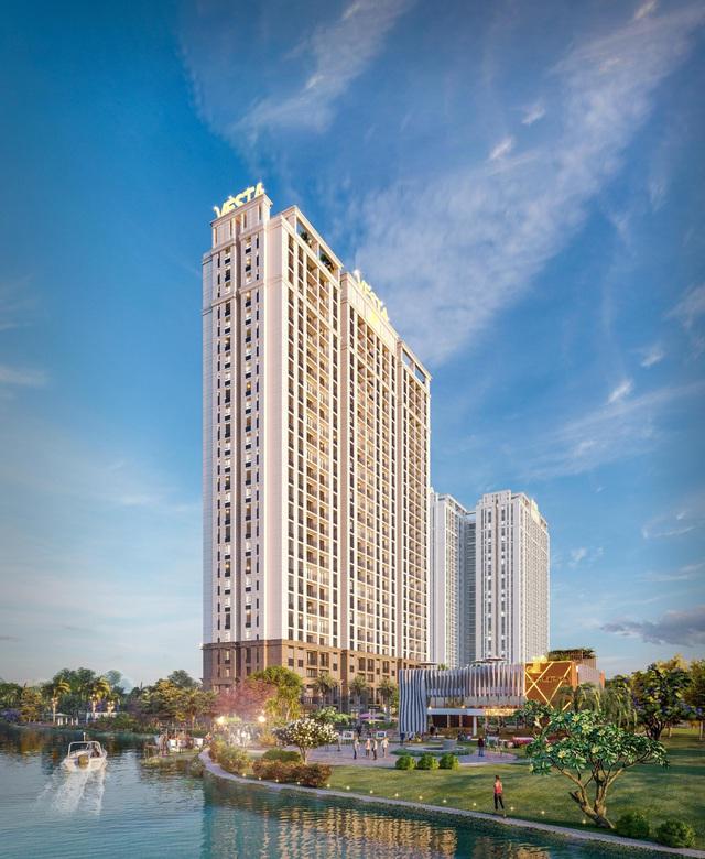 Căn hộ view sông – Sản phẩm đầu tư hiệu quả tại Nam Sài Gòn - Ảnh 1.