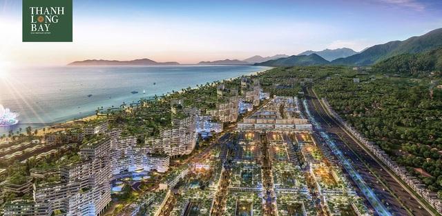Lễ ra mắt chính thức nhà phố biển thương mại The Sound - Thanh Long Bay  - Ảnh 1.