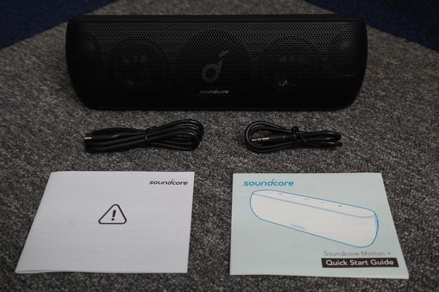 Trải nghiệm âm thanh chất lượng Hi-Res hàng đầu với loa SoundCore Motion+ - Ảnh 1.