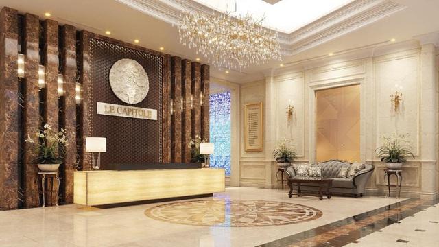 Ra mắt căn hộ khách sạn chuẩn 4 sao trung tâm quận Đống Đa - Ảnh 1.