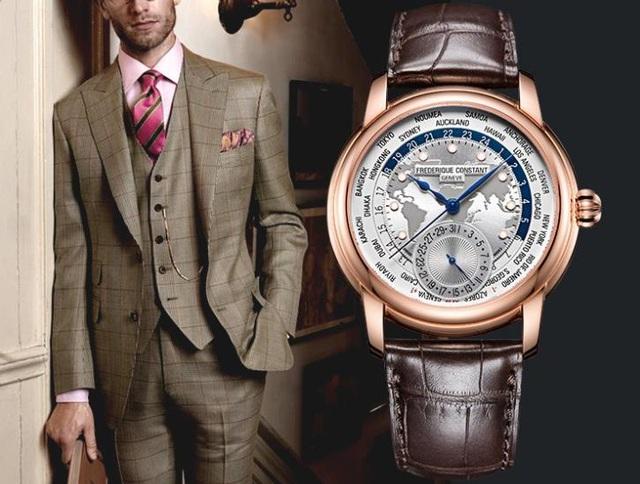 Top 5 mẫu đồng hồ nam các doanh nhân không thể bỏ lỡ - Ảnh 1.