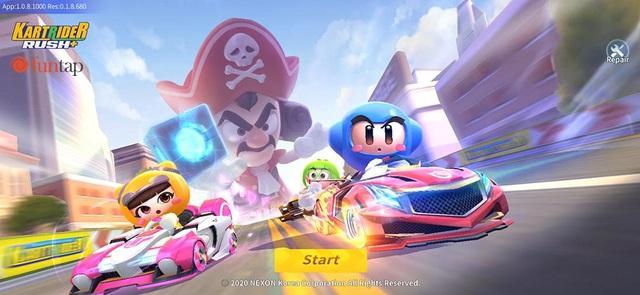 KartRider Rush+ - game bom tấn đua xe được mong chờ nhất 2020 chính thức ra mắt - Ảnh 2.