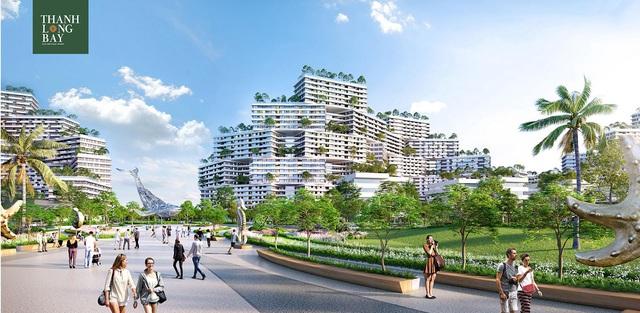 Lễ ra mắt chính thức nhà phố biển thương mại The Sound - Thanh Long Bay  - Ảnh 2.