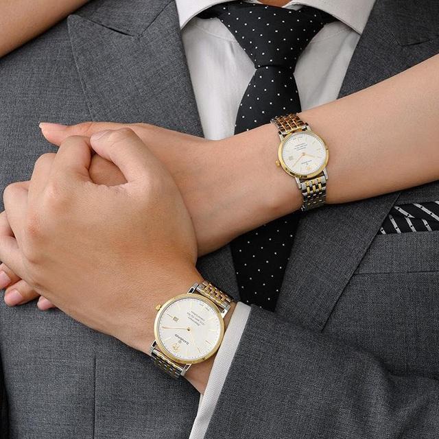 Top 5 mẫu đồng hồ nam các doanh nhân không thể bỏ lỡ - Ảnh 3.