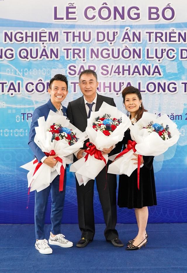 Nhựa Long Thành đầu tư triệu đô cho dự án quản trị nguồn lực doanh nghiệp - Ảnh 3.