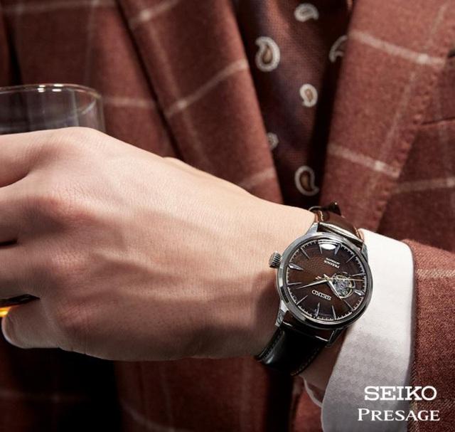 Top 5 mẫu đồng hồ nam các doanh nhân không thể bỏ lỡ - Ảnh 5.
