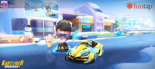 KartRider Rush+ - game bom tấn đua xe được mong chờ nhất 2020 chính thức ra mắt - Ảnh 10.