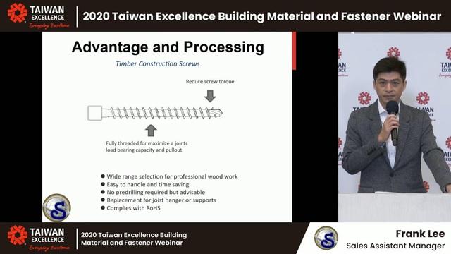 Ngành thiết bị xây dựng và vật liệu ngũ kim Đài Loan vượt qua khủng hoảng - Ảnh 2.