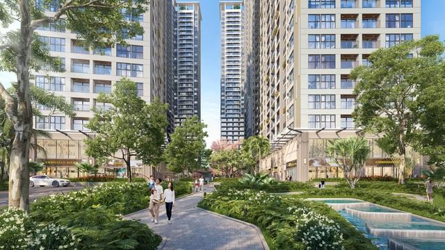 """""""Resort trong phố"""": Trải nghiệm không gian sống ấn tượng tại Anderson Park - Ảnh 1."""