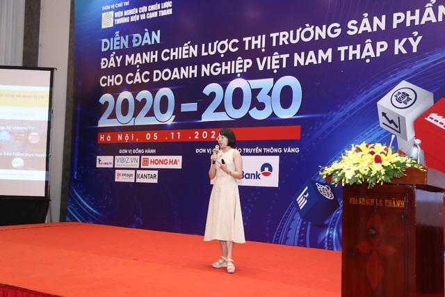 Đẩy mạnh chiến lược thị trường sản phẩm cho các doanh nghiệp Việt Nam - Ảnh 1.