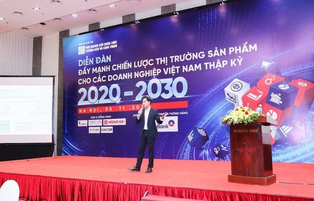 Đẩy mạnh chiến lược thị trường sản phẩm cho các doanh nghiệp Việt Nam - Ảnh 2.